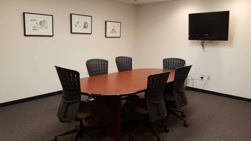 Front Conference Room at Creve Coeur Workspace - St. Louis