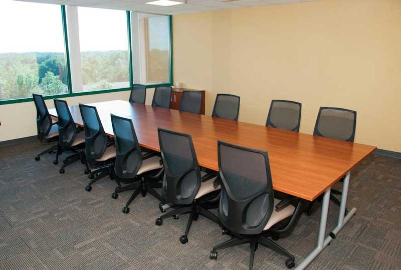 Conference Room at Office Evolution Downtown Somerville