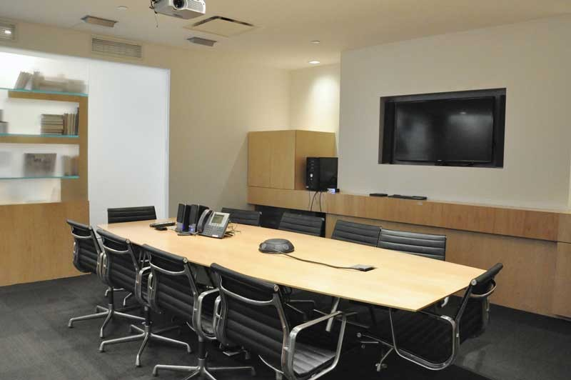 Conference Room at Ledian Office Space Manhattan - New York