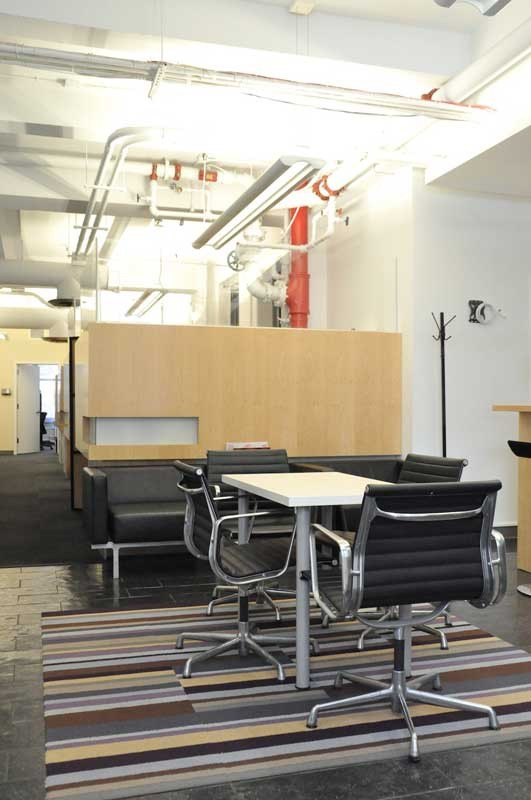 Coworking at Ledian Office Space Manhattan - New York