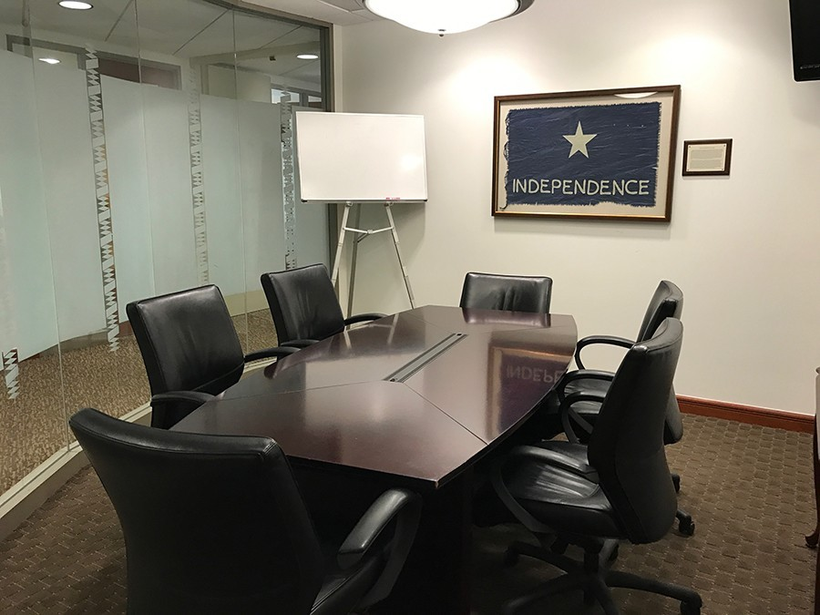 Conference Room at Executive Workspace Downtown Austin
