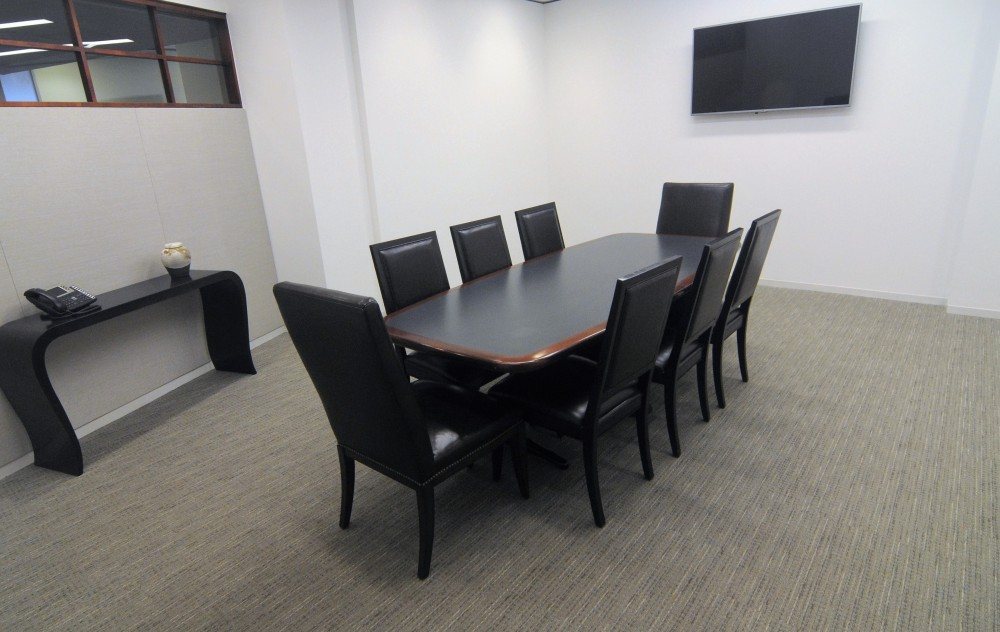 Galleria Meeting Room for 10 attendees