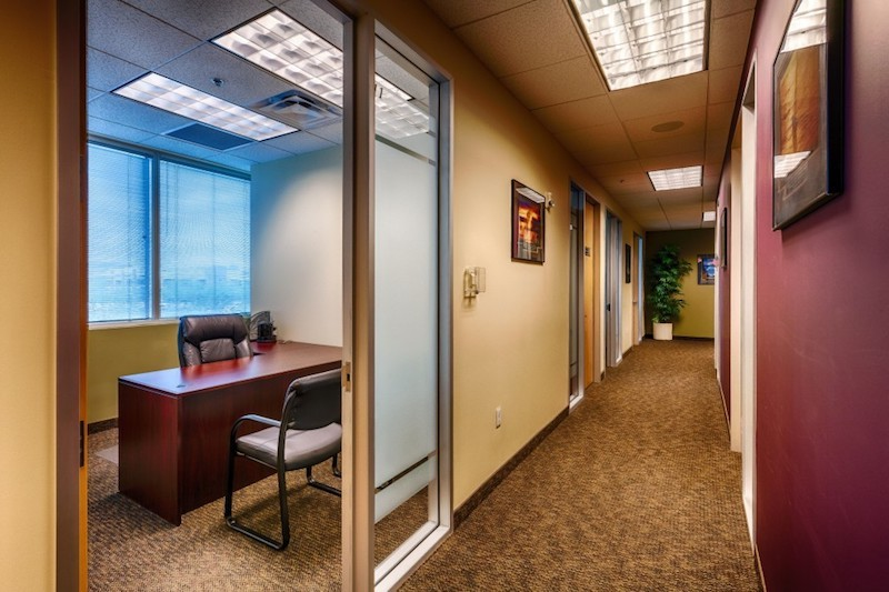Private Office at Thunderbird Office Park