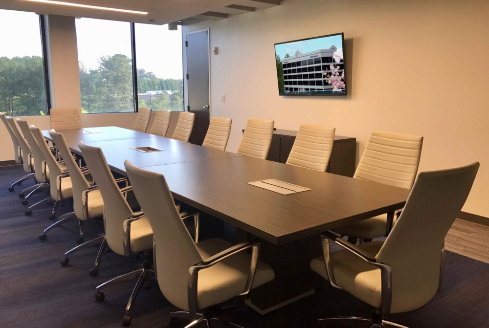 Centennial Meeting Room at SharedSpace Dunwoody