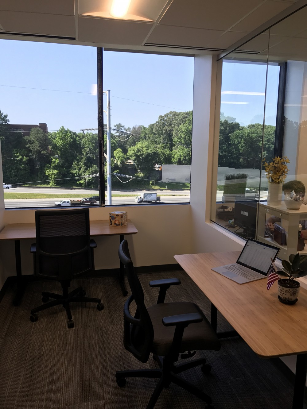 2-Person Private Office at SharedSpace Dunwoody