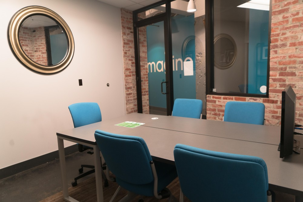 Conference Room at Exchange 202