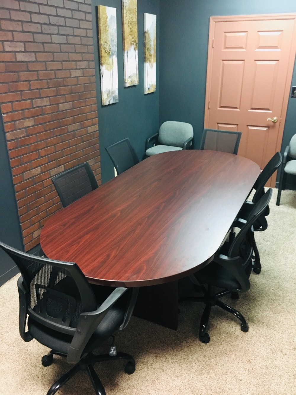 Meeting Room at Sharicom Workspace - Lexington